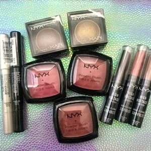 Lot of 10 NYX Makeup New Sealed!